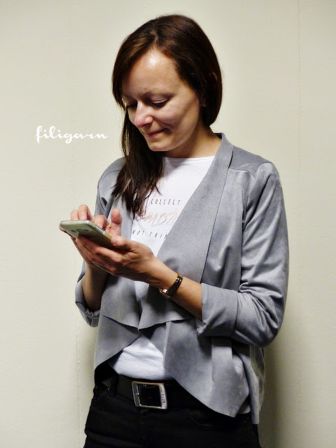 filigarn.blogspot.com - genähtes - Meine erste selbstgenähte Jacke: eine Wildblume!