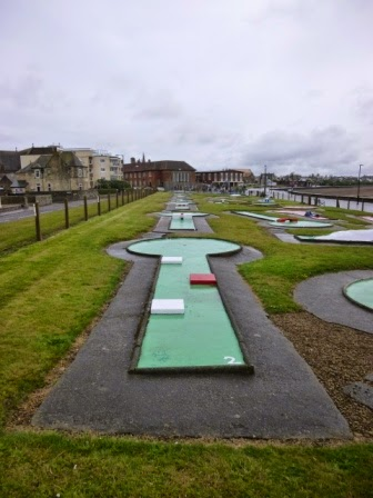 Troon Crazy Golf