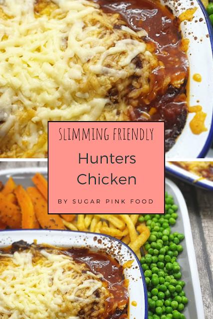 Best Ever Slimming Friendly Hunters Chicken, slimming world hunters chicken