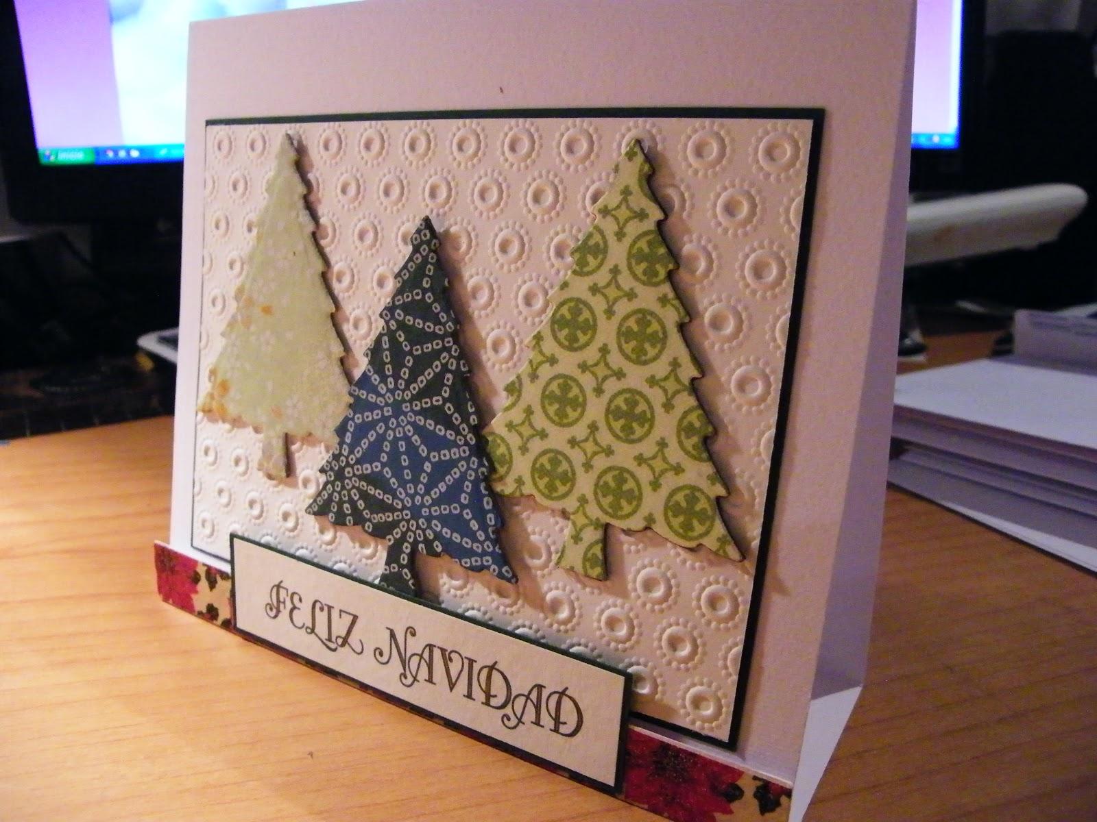 94bfdbe7d006 Learn These Modelos Tarjetas De Navidad Hechas A Mano {Swypeout}