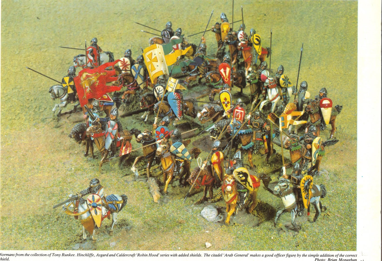 Norman Heavy Cavalry