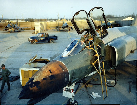 One Vietnam Era F-4 Characteristic You're Probably Missing