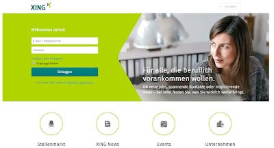 """Deutschlands """"Web-Einhörner"""": Xing"""