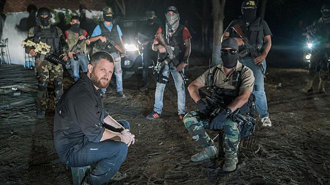 borderland beat  clandestino  sinaloa cartel documentary