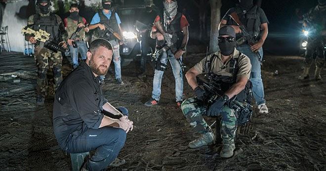 borderland beat  clandestino  sinaloa cartel documentary by david beriain
