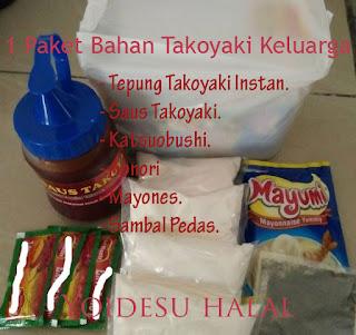 bahan takoyaki