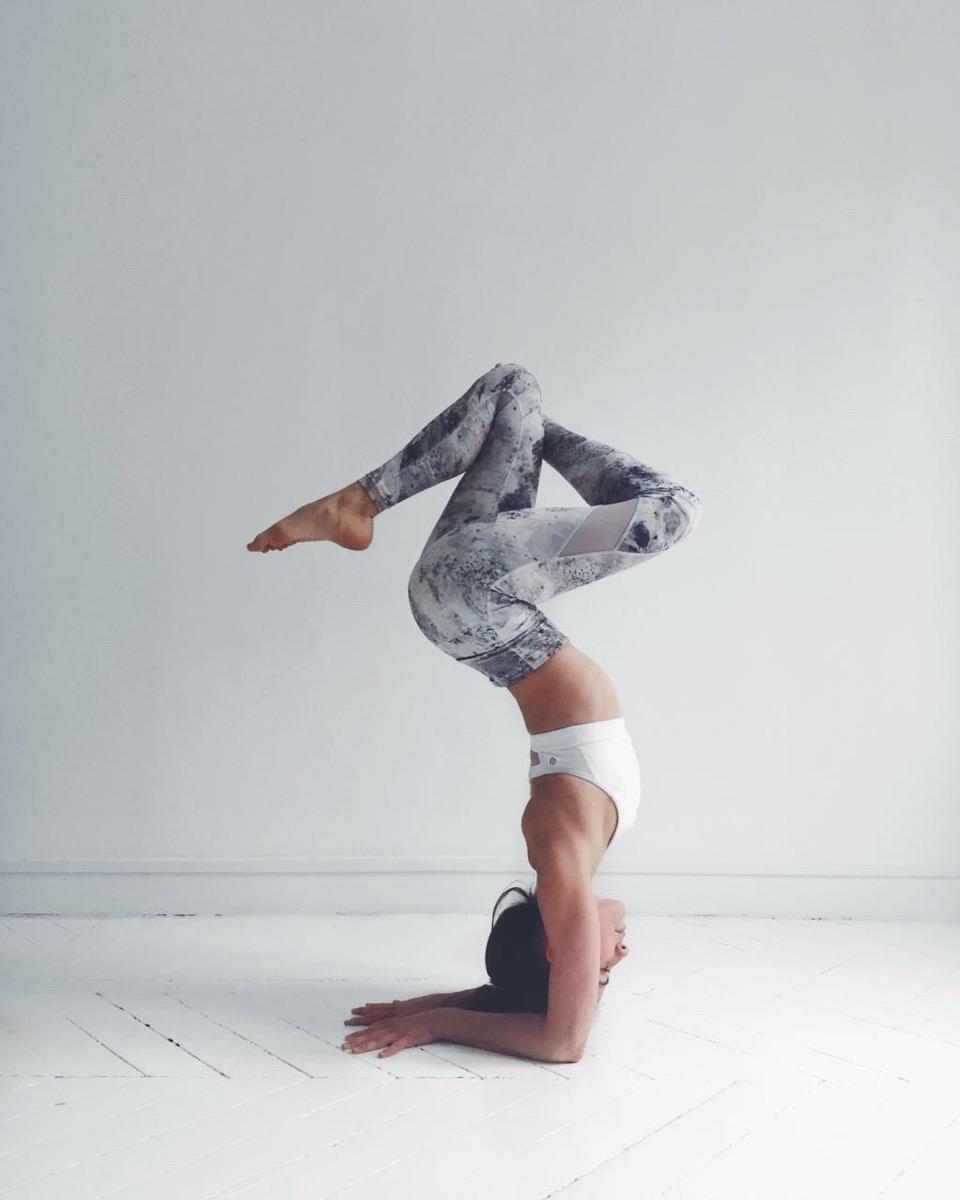 Stalked: Caroline Perrineau, The Yoginist. The Parisian Yogi | Style ...