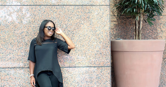 How to Wear All-Black in the Summertime