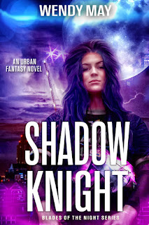 Wendy May, Urban Fantasy, Premade Book Cover