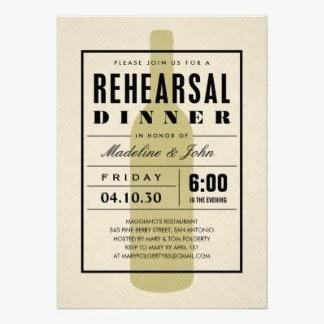Learn Wedding Etiquette Address Etiquette For Rehearsal
