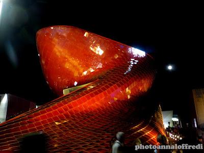 Expo 2015 Milano padiglione Cinese Vanke