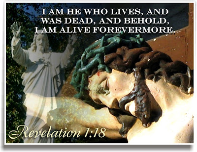 I am alive forevermore