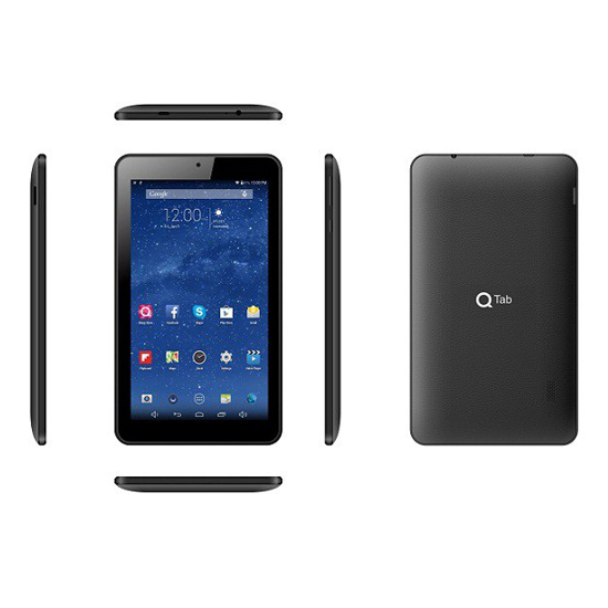 QMobile QTab V1 Flash File AllWinner A33 with Flash Tool |