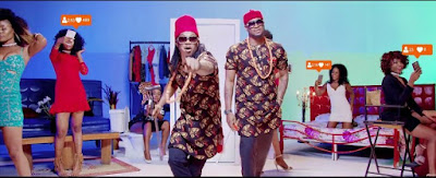 P Square - NOBODY UGLY.