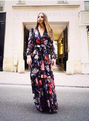 Italské módní blogerky: top 10 královen Instagramu - Maria Rosaria Rizzo