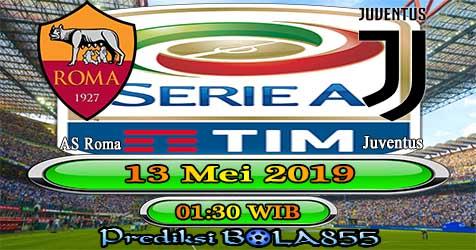 Prediksi Bola855 AS Roma vs Juventus 13 Mei 2019
