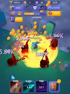 Download Nonstop Knight Apk Mod Unlimited Money/Unlocked V1.9.6 For Android Terbaru 3