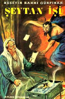 Hüseyin Rahmi Gürpınar - Şeytan İşi