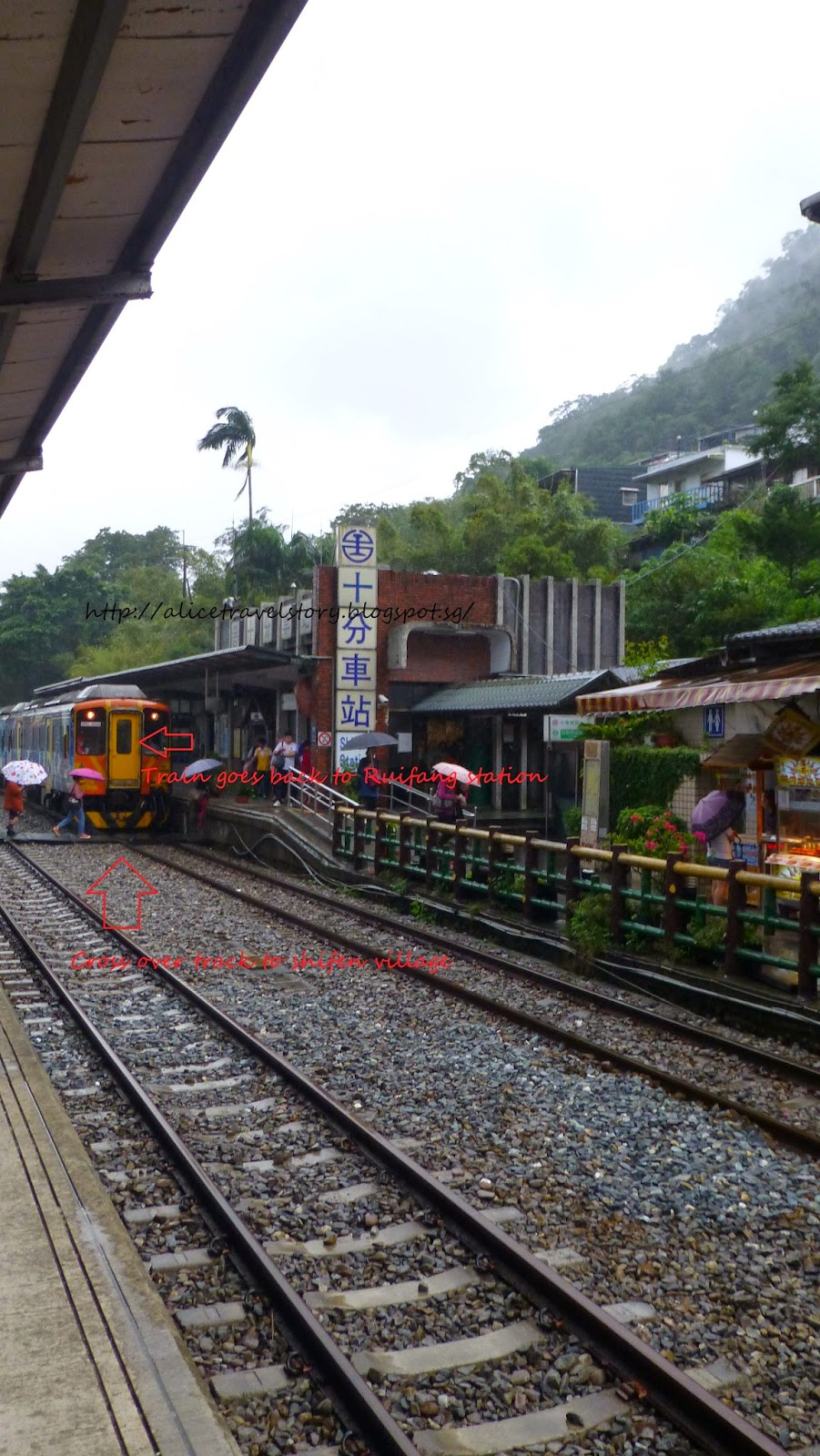 Alice Travelogue: Taiwan Trip 2014 - Day 4 - Making my way