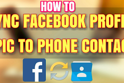 Sync android Contacts with Facebook Pictures