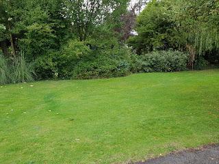 Putting Course at Rhyl Botanical Gardens