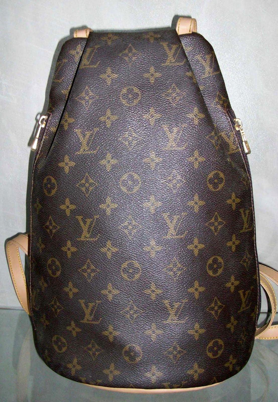e5a07cac5 SooSoo Mercado Vintage: Mochila réplica Louis Vuitton