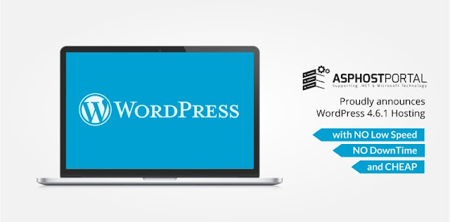 ASPHostPortal.com Announces WordPress 4.6.1 Hosting Solution