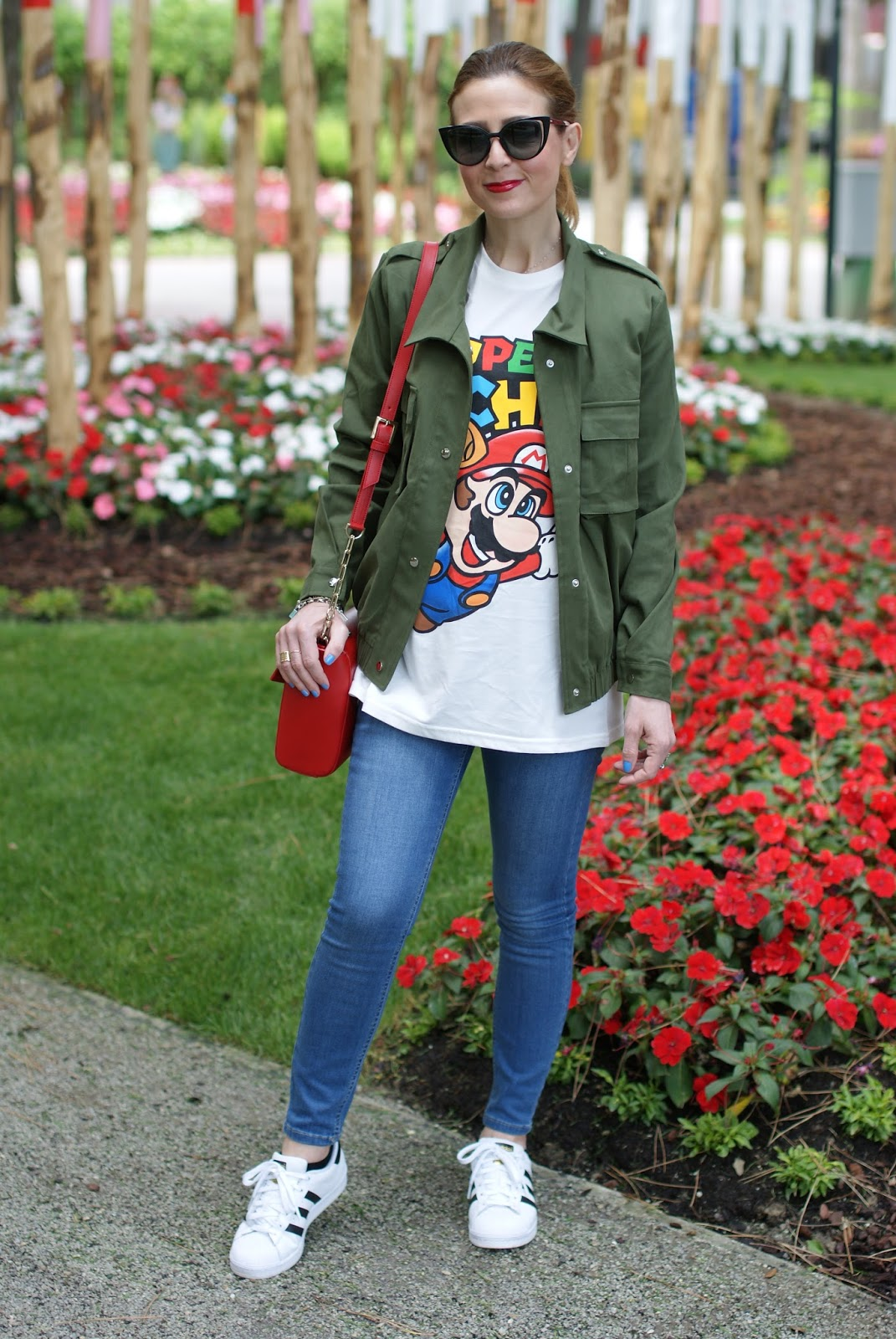 moschino super mario t-shirt on Fashion and Cookies fashion blog, fashion blogger style