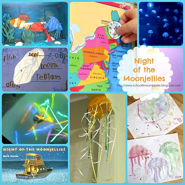 Night of the Moonjellies Activities - FIAR