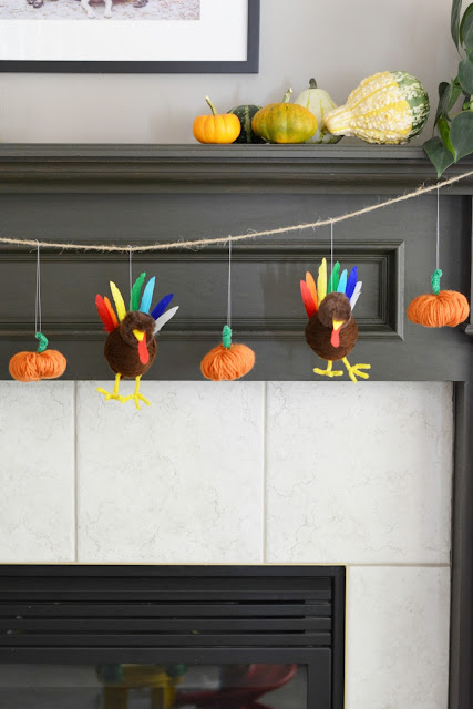 15 AWESOME Gratitude Filled THANKSGIVING DAY Ideas - GARLAND