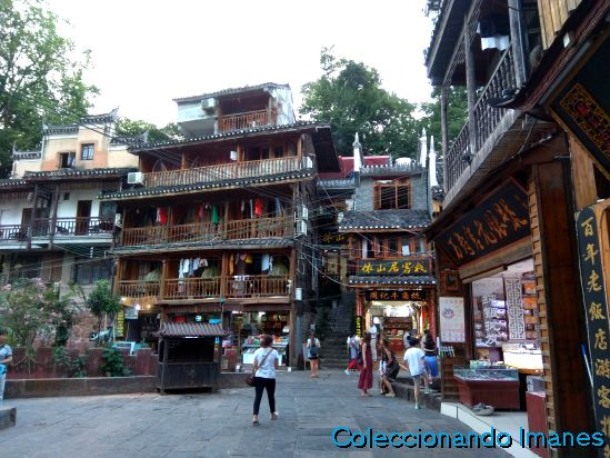 Ir de Huaihua a Fenghuang