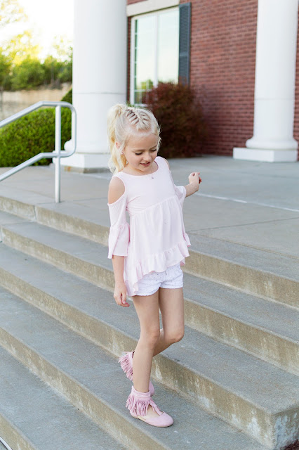 little girl summer fasion outfit ideas daphnie joyfolie
