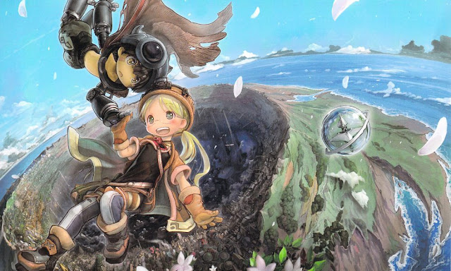 Made in Abyss Batch Subtitle Indonesia