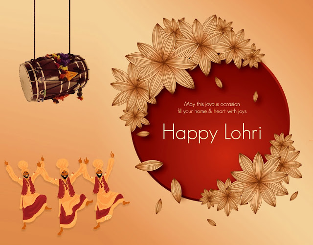 Happy Lohri 2018 Speech