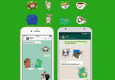 WhatsApp has finally added GIFs and emoji support
