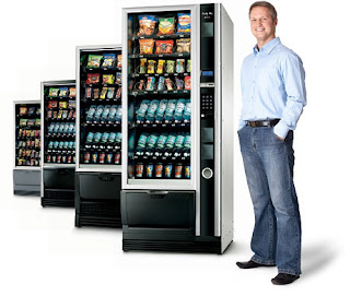 How to Start Your Own Vending Machine Business