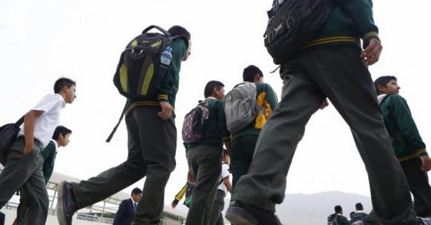 MINEDU retira de colegios a más de 500 docentes y auxiliares de educación sentenciados por violación