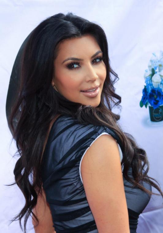 Kim Kardashian Hairstyles Fashion And Styles