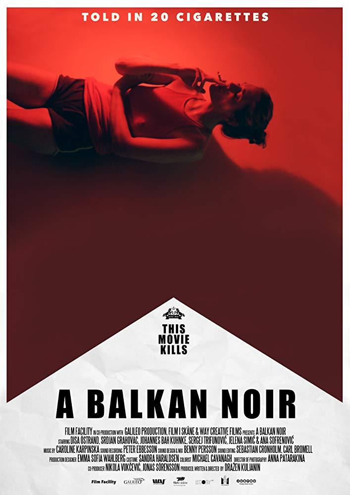 Um Noir nos Balcãs