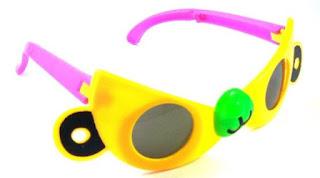 Foldable Sun Glasses For Kids