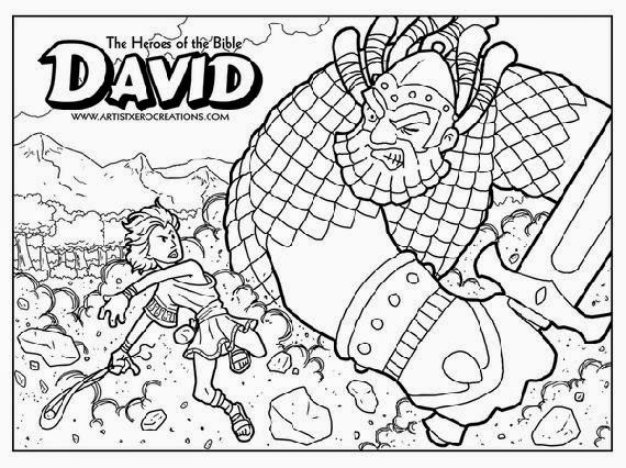 Calvary Coloring Pages