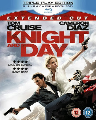 Knight and Day 2010 Extended Hindi Dubbed Dual Audio BRRip 300MB