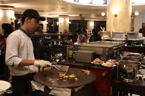chef di grand candi hotel