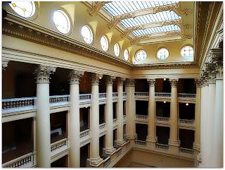O Segredo dos Seus Olhos - Palácio de Justiça de Buenos Aires