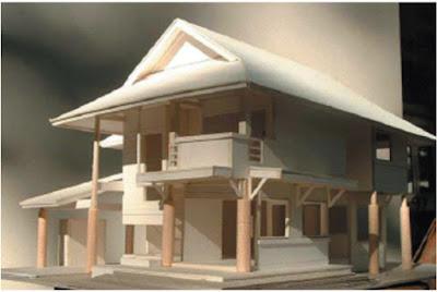 ออกแบบบ้านไม่ให้ร้อน