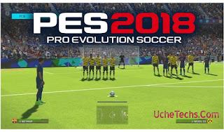 Pro Evolution Soccer 2018 PC Download