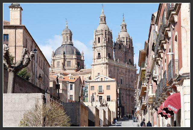La Clerecía Salamanca