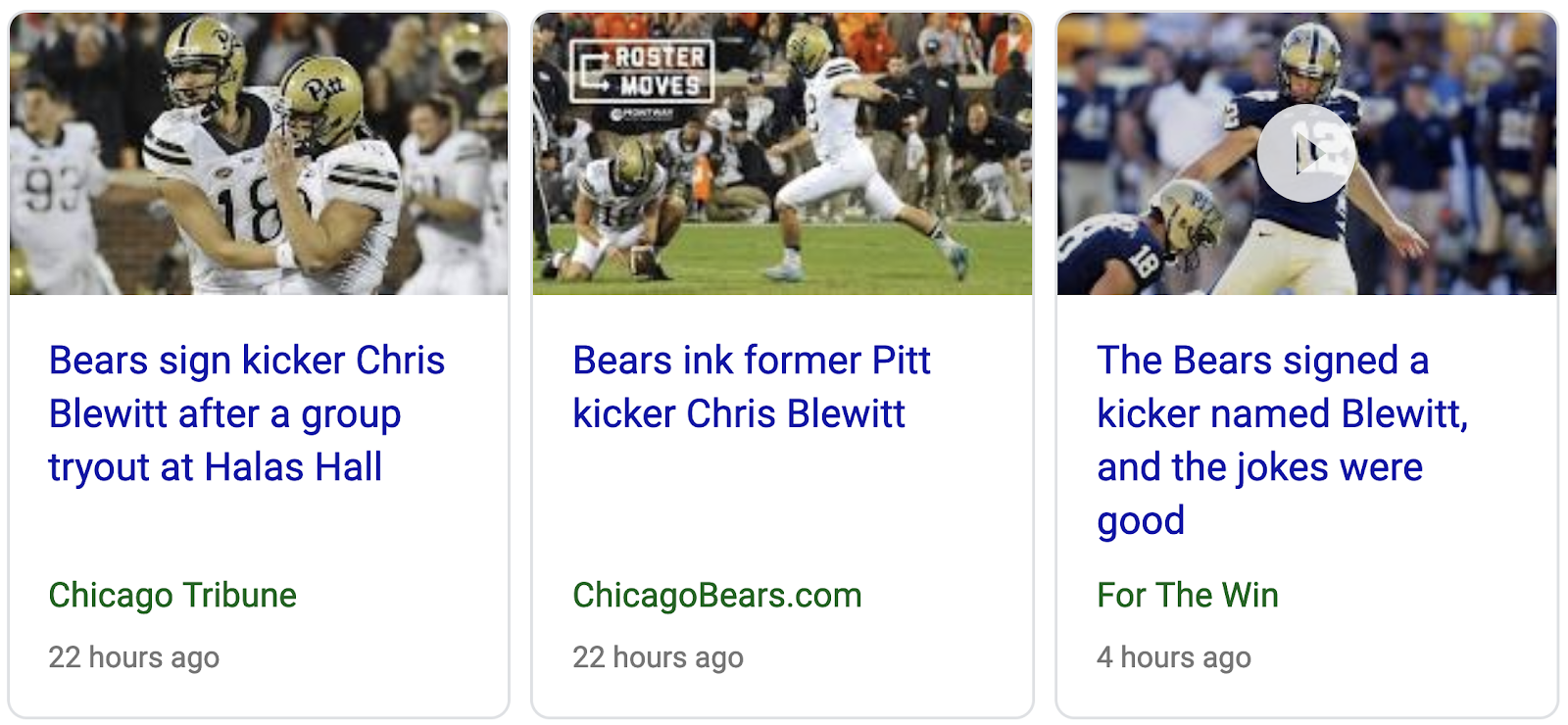finest selection e1824 7397a free to find truth: 37 58 71 91 | Chicago Bears sign kicker ...