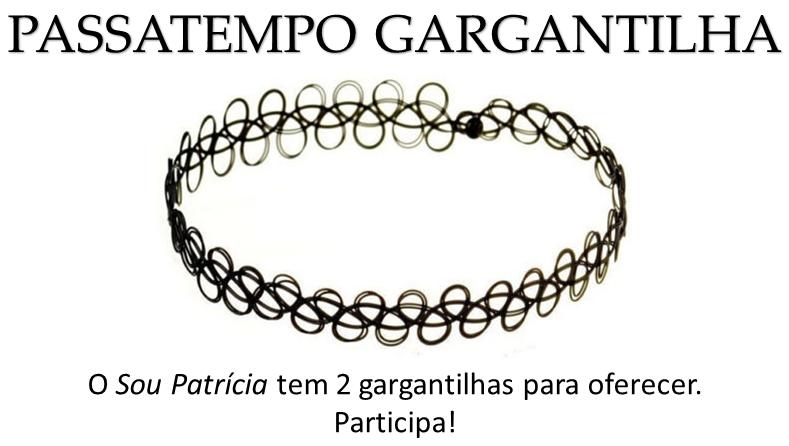 Passatempo Gargantilha/Choker - Participa!