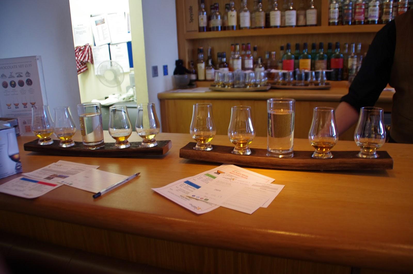 The Scotch Whisky Experience Edinburgh
